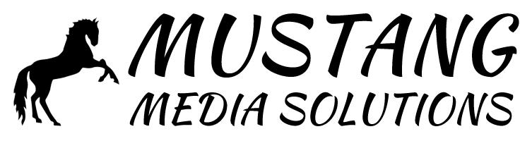 Mustang Media Solutions Logo